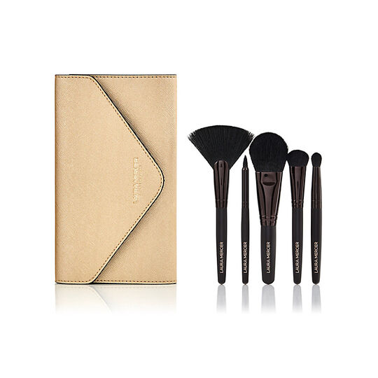 Stroke of Midnight Brush Collection