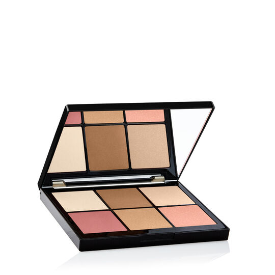La Palette Naturelle Face and Cheek Palette