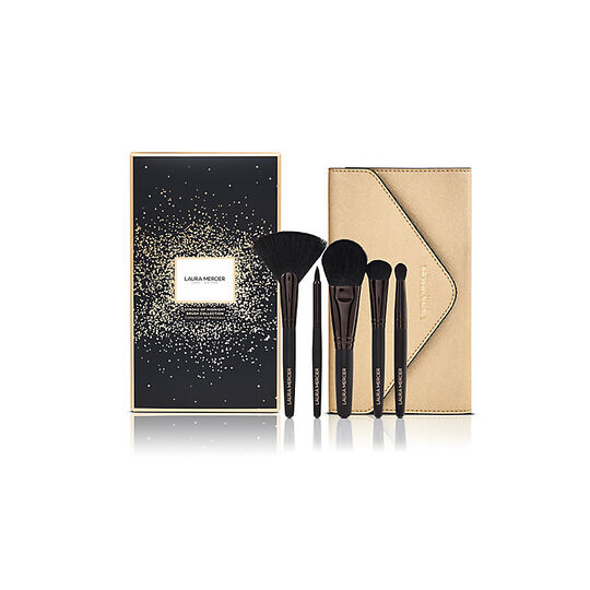 Stroke of Midnight Brush Collection,
