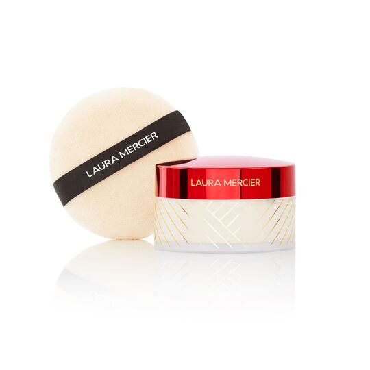 Set for Luck Translucent Loose Setting Powder with Puff