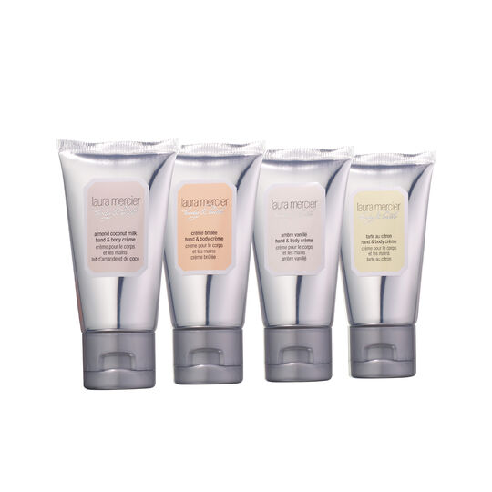 Très Riche Hand & Body Crème Collection,